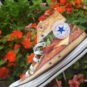 Converse Allstar Womens size 8 Mens size 6